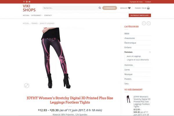 Agence web - Marketing digital - création site web - Protai-in - Vikishops