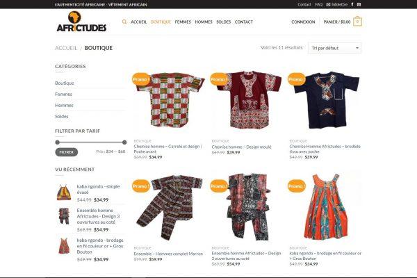 africtudes - protaiin agence web cameroun-douala-montreal