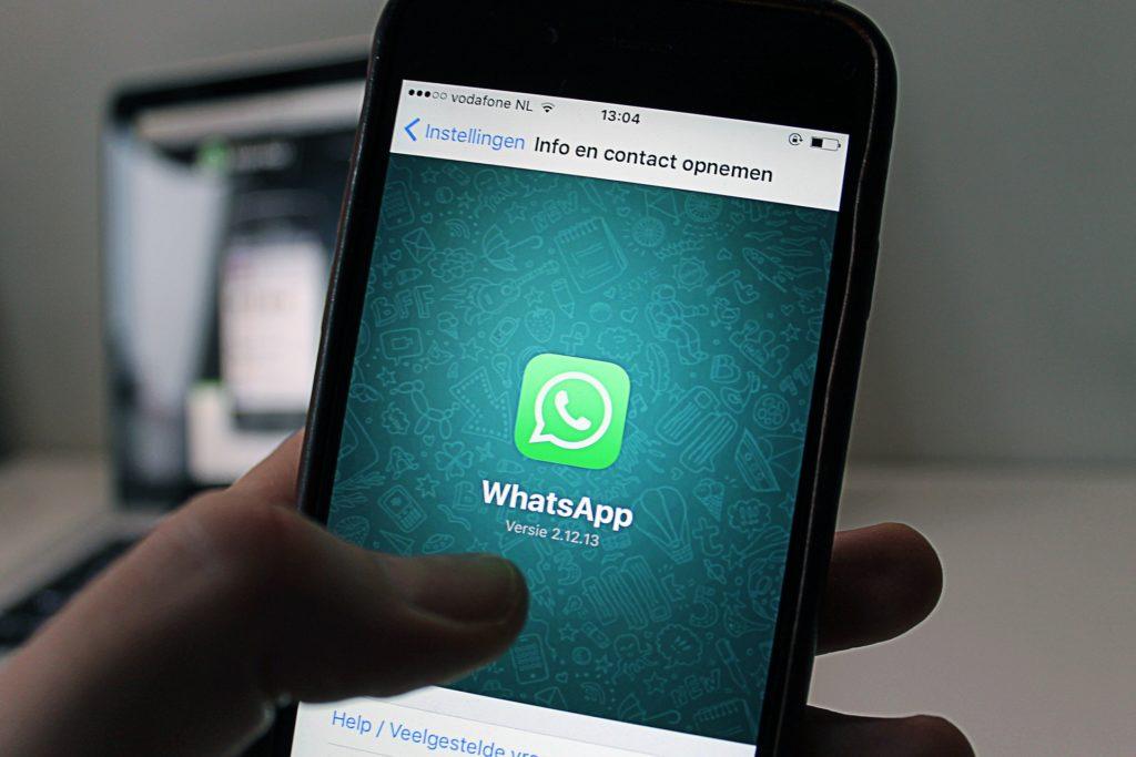 La diffusion des publicités dans les statuts WhatsApp